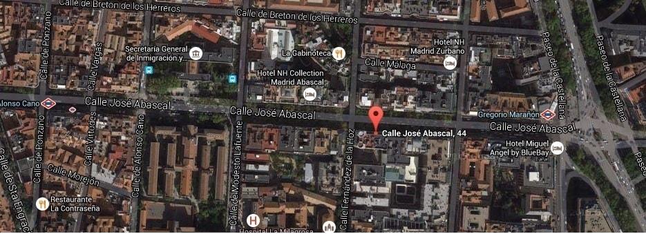 oficinas ingenieria acustica madrid