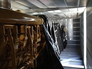 Paneles acústicos absorbentes para insonorización de salas